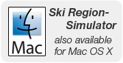 Ski Region Simulator 2012 is also available for Mac OS X