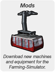 Download additional machines and equipment.