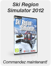 Ski Region Simulator 2012 - Commandez maintenant!